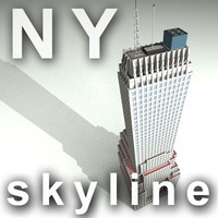 NY skyline - chanin building.zip