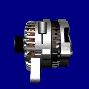 lightwave alternator enigne electrical