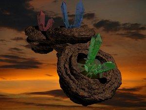 free max mode crystals tiberium command