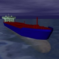 double acting vessels 3d model