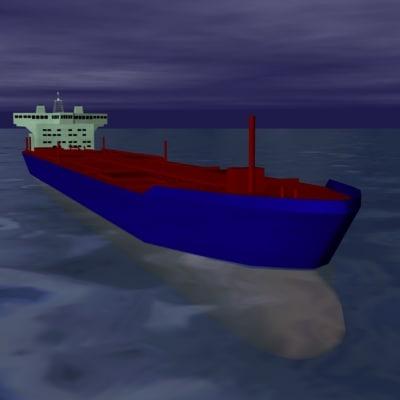 double acting vessels 3d model