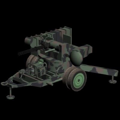 3ds m167- gun