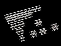 Truss components set
