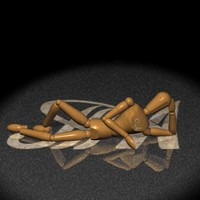 douglas f woodward 3d model