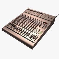 mixer 3ds