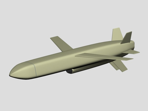 france air-to-ground 3d model