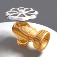 waterhose valve 3d max