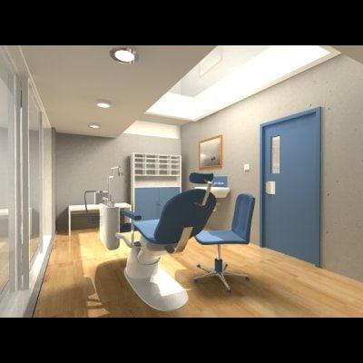 3ds max room interior