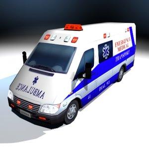 max vs02 ambulance