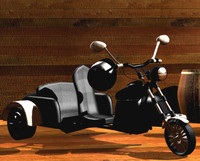 3ds max trike