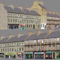 tenements shops max