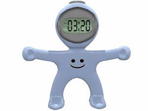 maya clock logo time