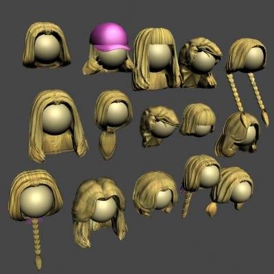 hair styles max
