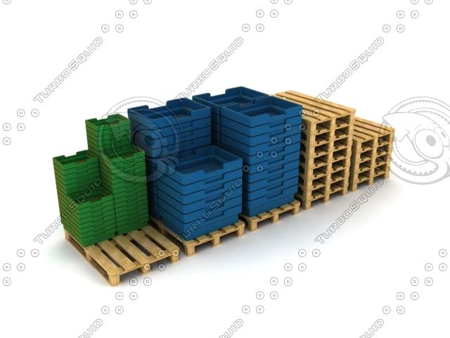 stuff warehouse 3d max