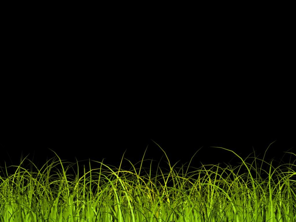 simulate grass 3d model