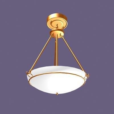 chandelier lamp 3d max