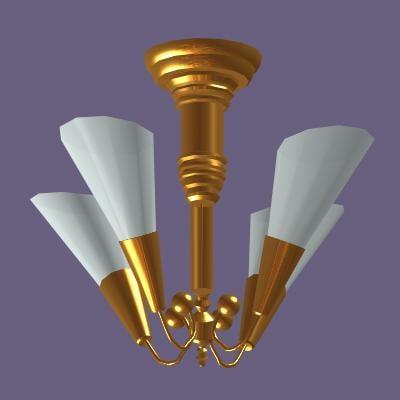 chandelier light max free