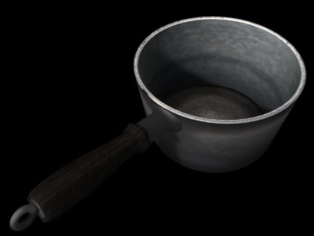 3d pan zipped model