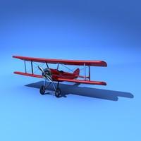 Sopwith Pup Biplane
