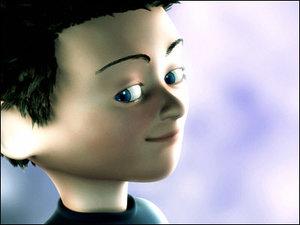 maya characters boy