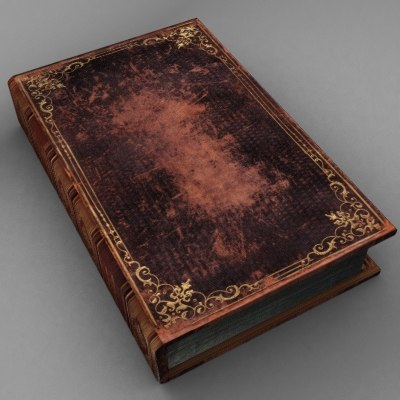 old book 3ds