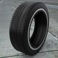 maya tire treads