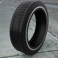 3ds tire treads