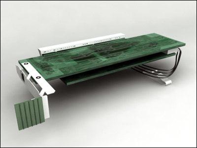 card primergy computer 3d model