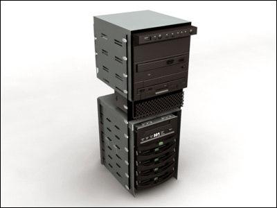 3d drives primergy model