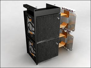3d model of cooling primergy