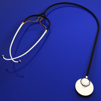 maya stethoscope medical