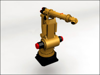 6-Axis-Manufacturing Robot