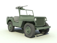 3dsmax jeeps willy