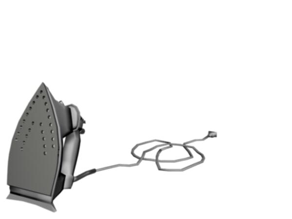 electic iron max