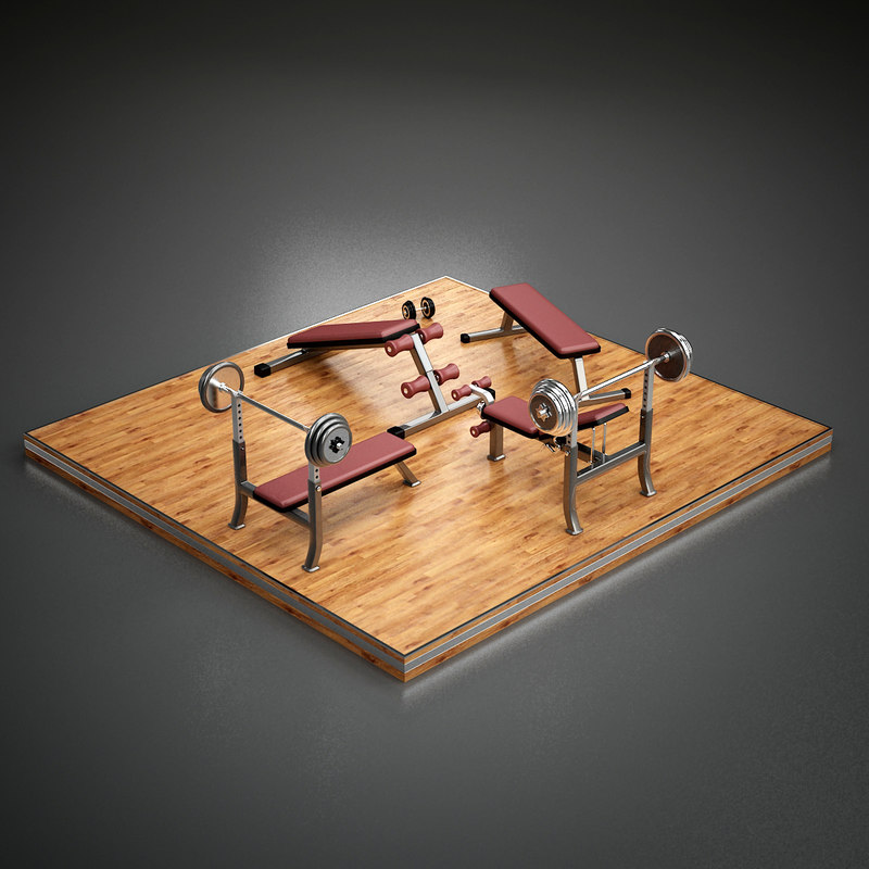 max treadmill exercise