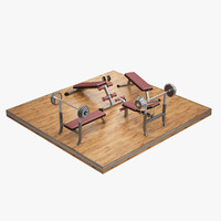 Gym Equipment I
