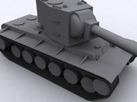 Soviet KV-2