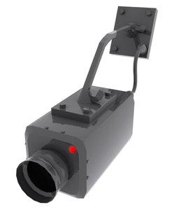 3d security camera cam