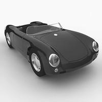 Spyder roadster