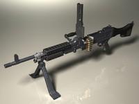 M240B/M240G Machine Gun