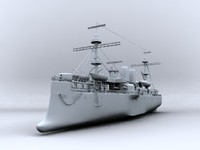 zhenyuan cruiser