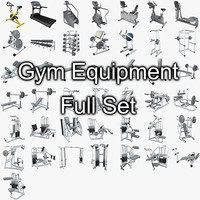 Weight Equipment Full Set