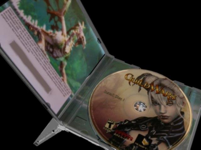guild wars box case cd max free