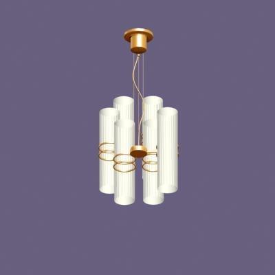 chandelier lamp light 3d max