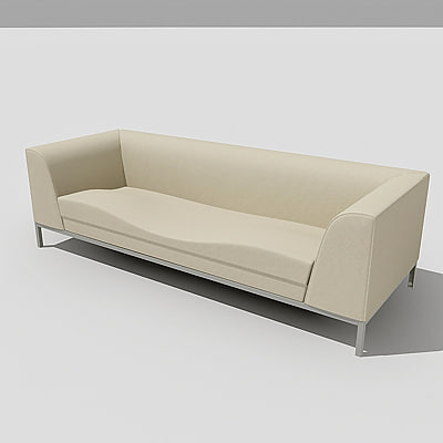 3dsmax agua 2 sofa