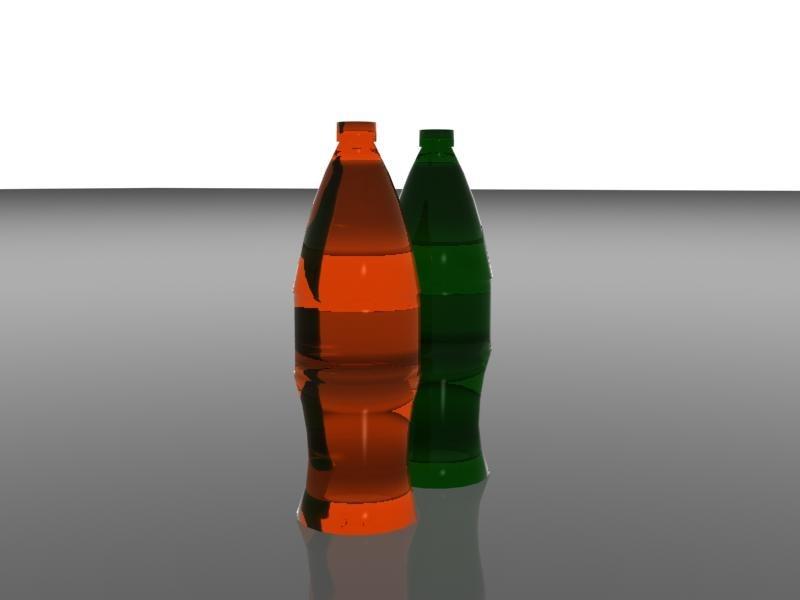 3dsmax bottle