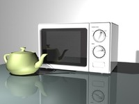 maya microwave