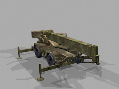 openflight crane 3d model