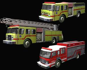 3d 3ds apparatus truck