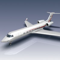 maya gulfstream g550 business jet